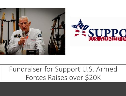 Support U.S. Armed Forces Fundraiser